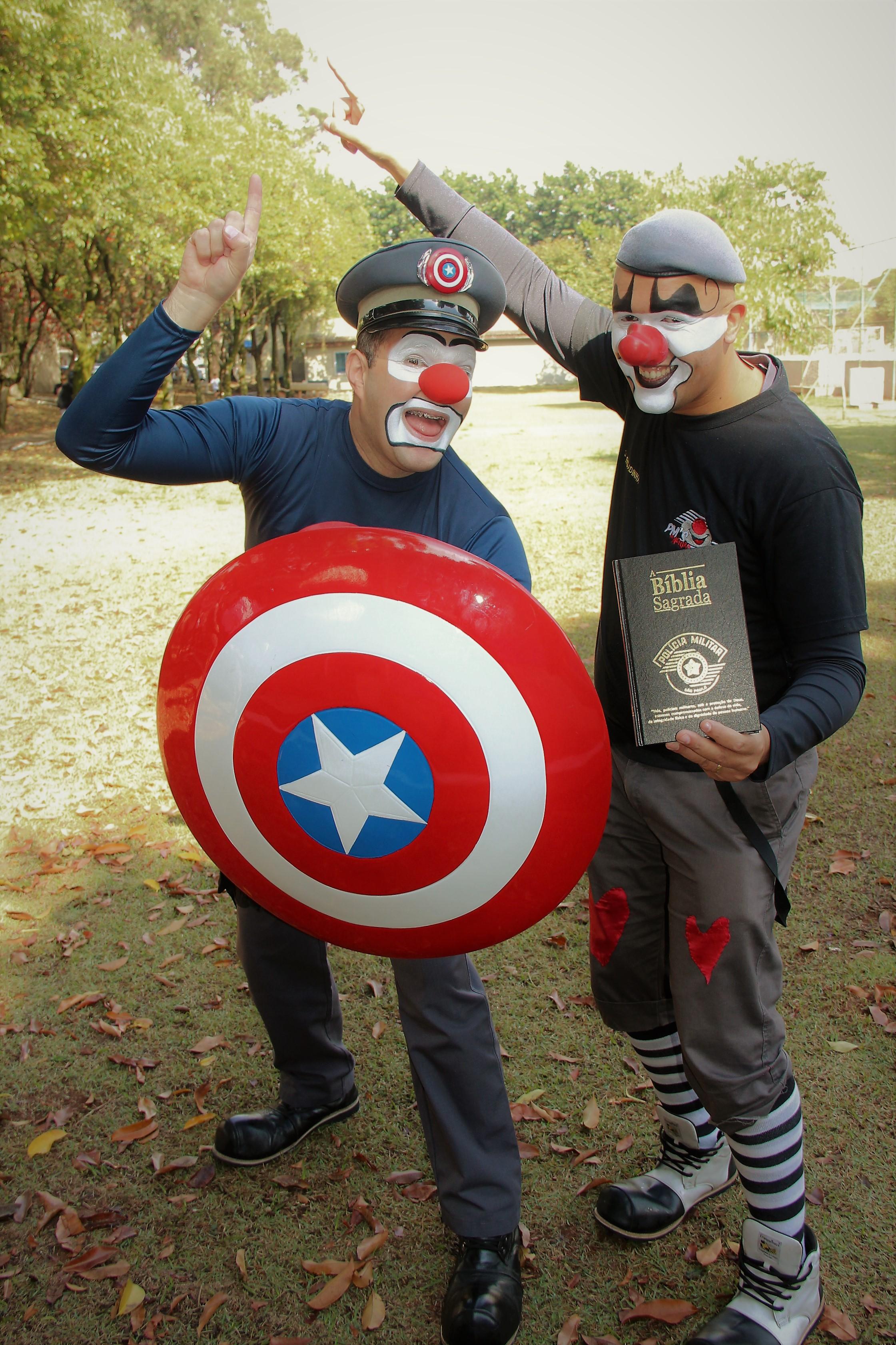 Capitan America Army-Penna