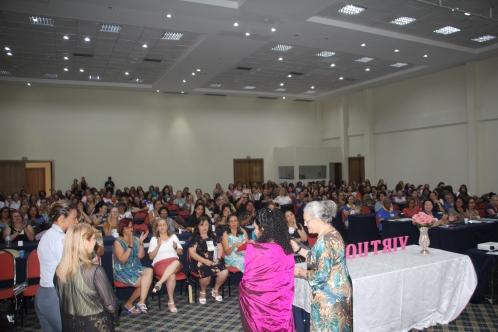 Encontro do Apoio Feminino da UMCEB