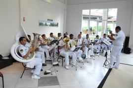 Banda da Marinha / 8º Distrito Nava de SP